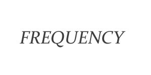 Frequency Contact Lenses Brand Logo