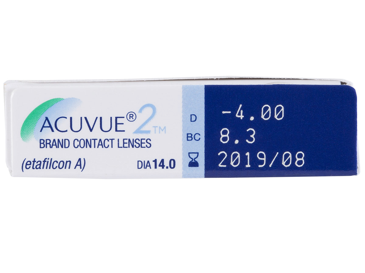 Acuvue 2 Contact Lens Powers