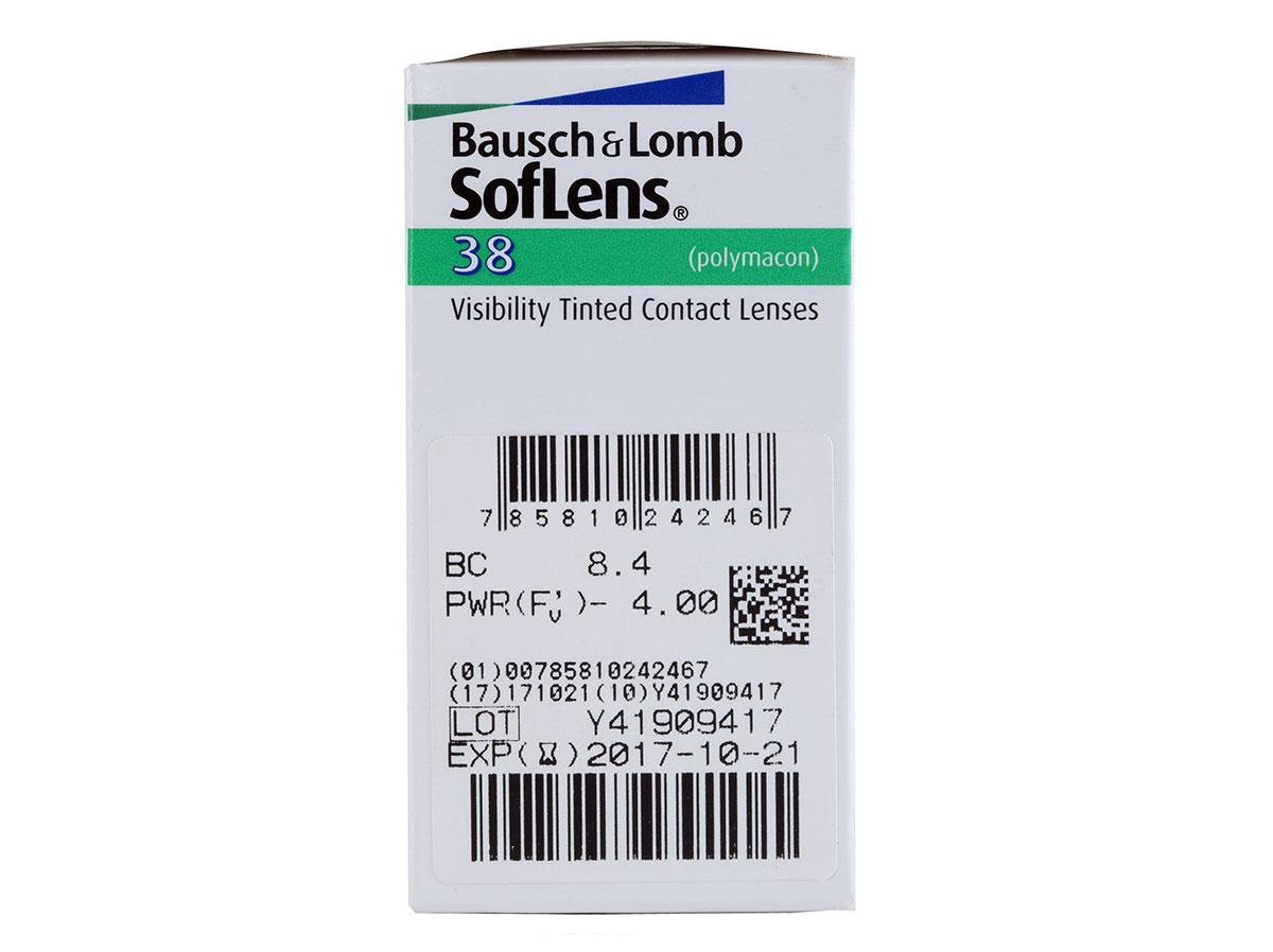 SofLens 38 Power level