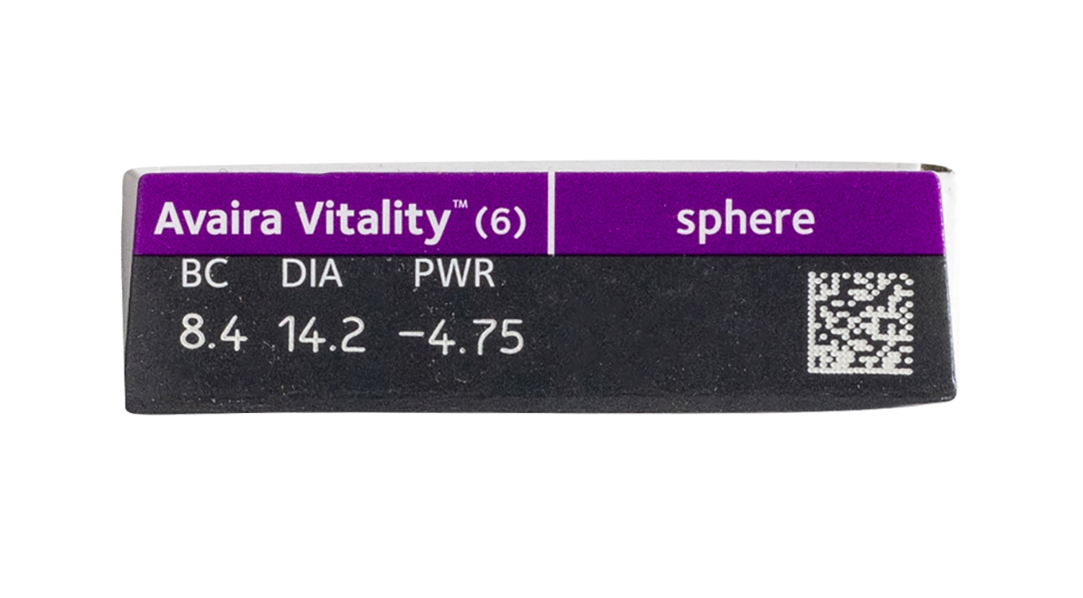 Avaira Vitality Contacts RX
