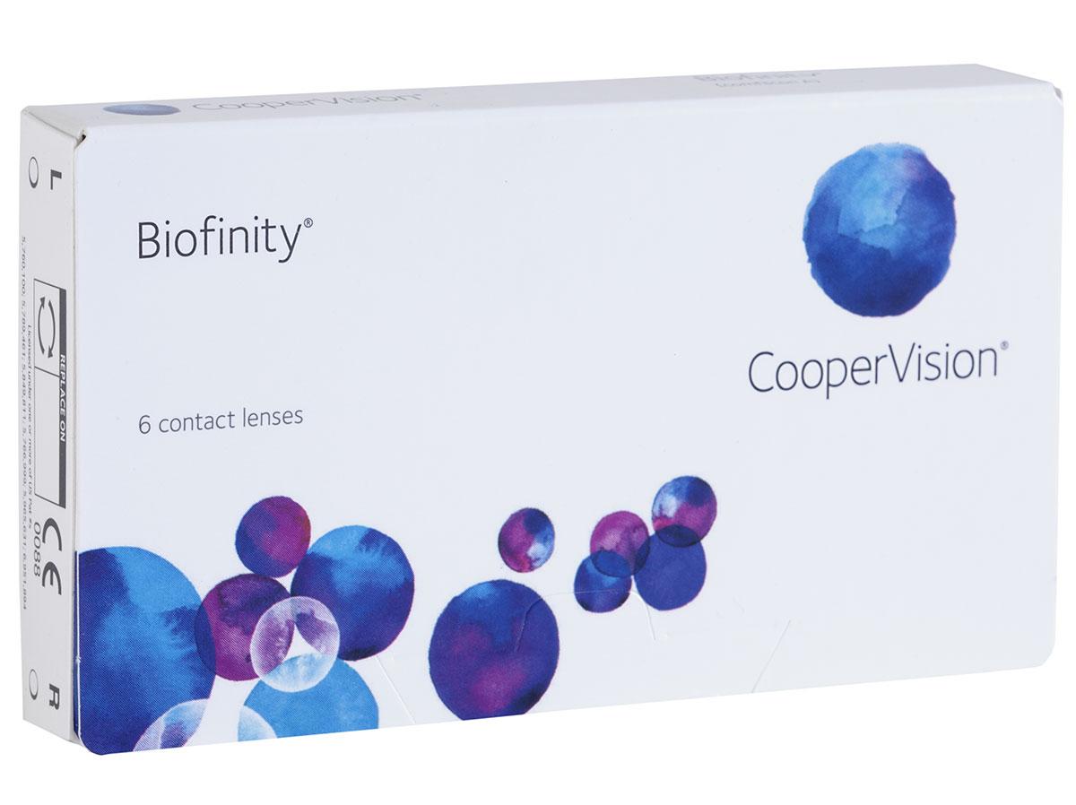 Biofinity 6pk
