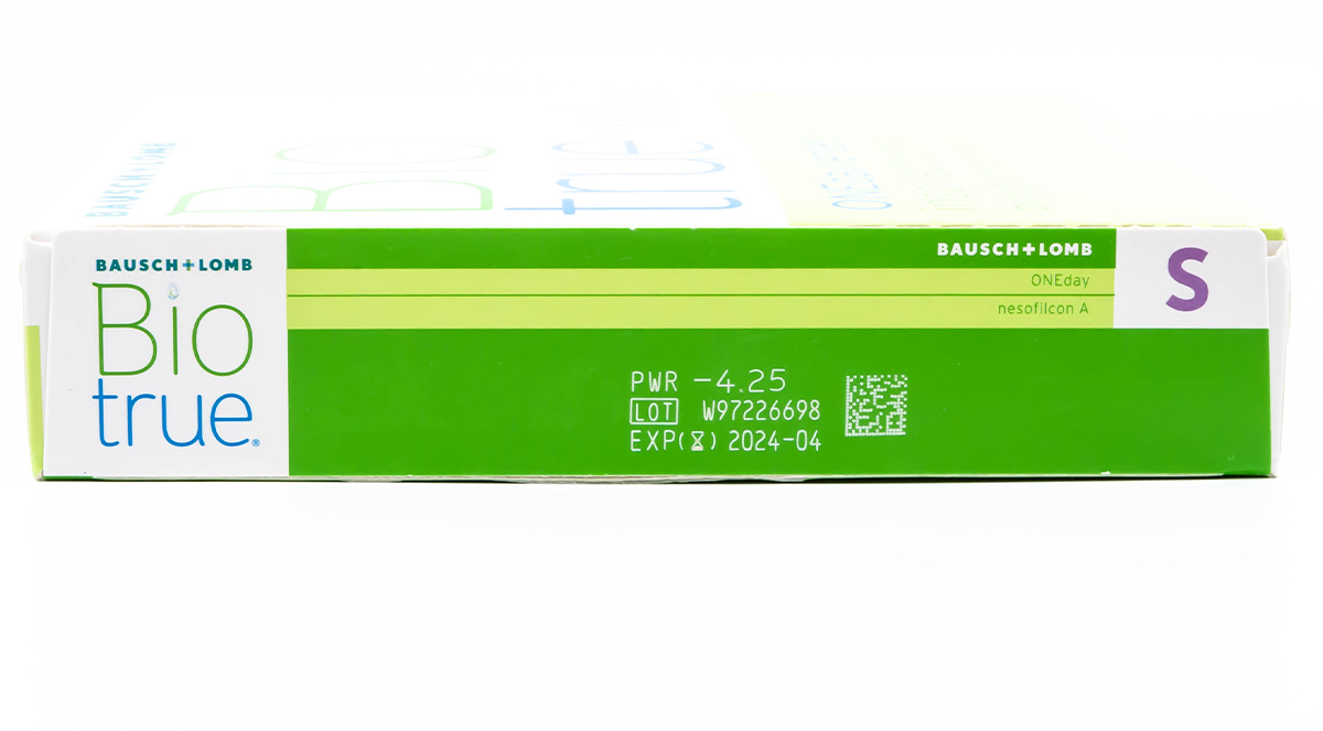 BioTrue for Presbyopia - 90 pack powers