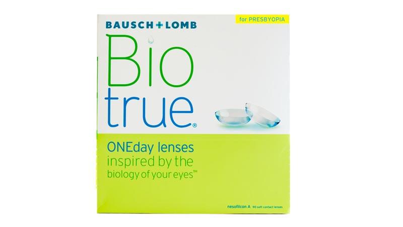 Biotrue 1 day for presbyopia 90 pack