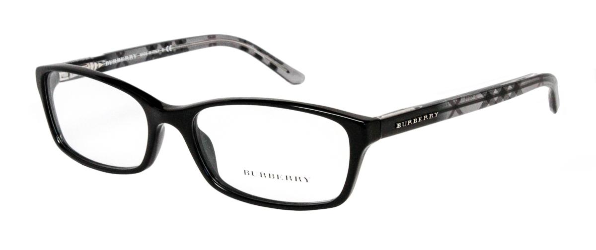9703e88389fb Burberry Be2073 53mm Women s Glasses - Black