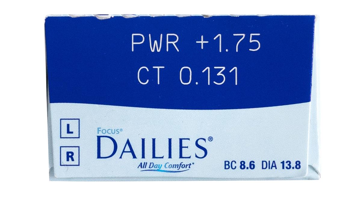 Focus DAILIES 30 Pack Powers