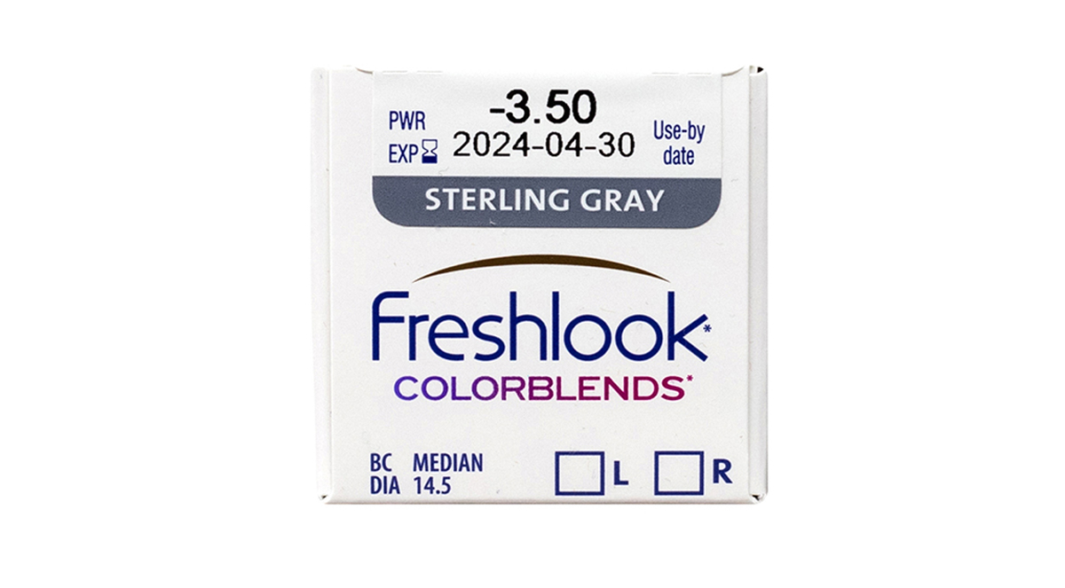 freshlook colorblends prescription