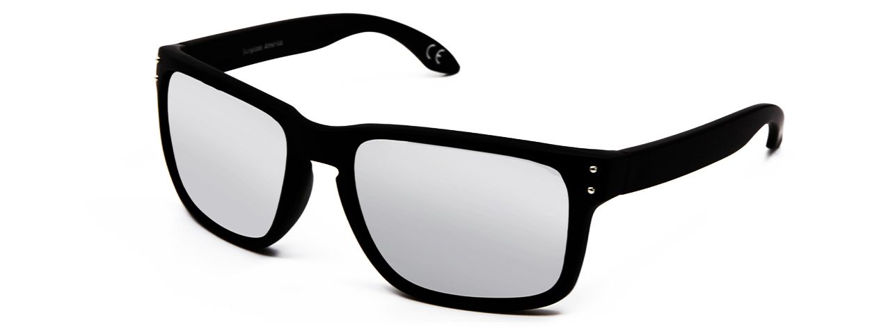 Jordan - Black - Mirror Side