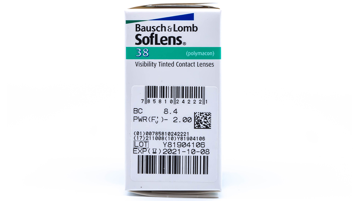 SofLens 38 Power level