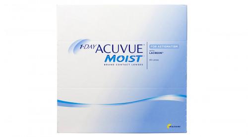 Acuvue Moist Astigmatism 90 pack