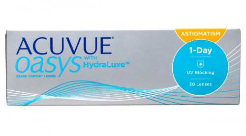Acuvue 1-Day Oasys Toric 30 Pack