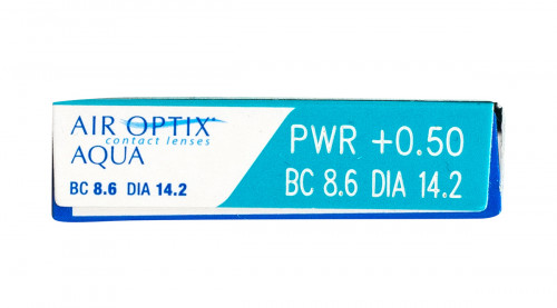 air optix aqua contact lens powers