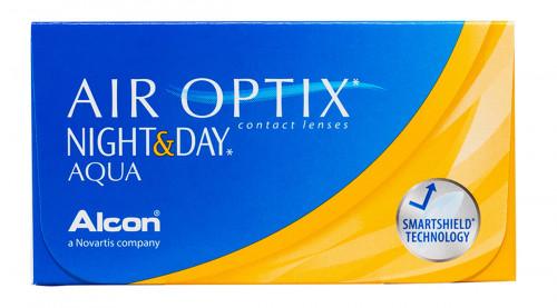 Air Optix Night & Day Aqua 6pk