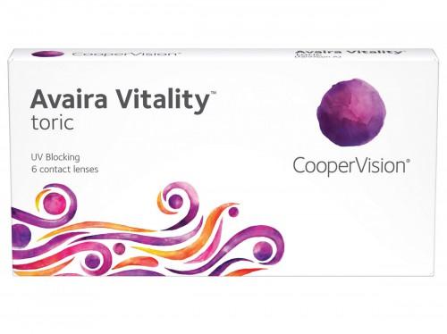 Avaira Vitality Toric