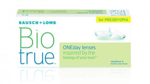 Biotrue 1 day for presbyopia 30 pack