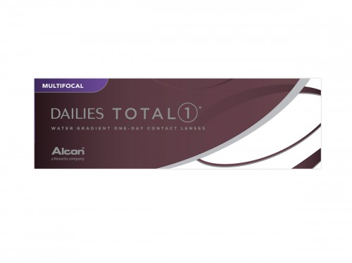 DAILIES Total 1 Multi-Focal - 30 Pack