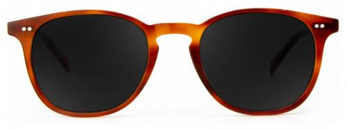 Emory Wide - Demi Red Tortoise - Sunglasses Glasses