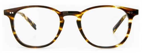 Emory Wide - Demi Brown Tortoise Glasses