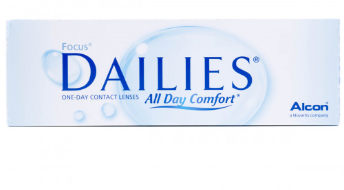 Focus DAILIES® 30 Pack