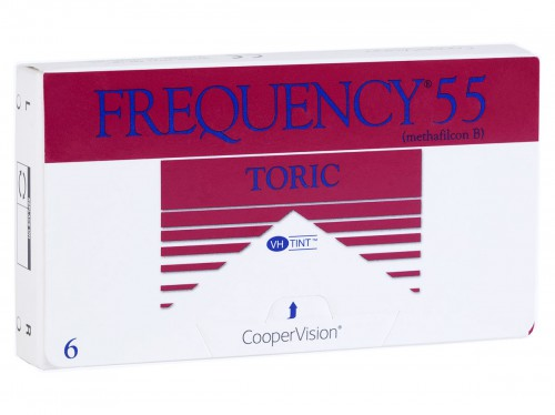 cheap frequency 55 toric xr contact lenses