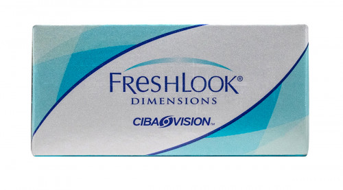 Freshlook Dimensions Color Contacts For Less