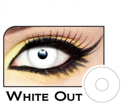 all white eye contacts