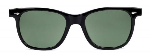 Hyannis - Gloss Black / G15 - Sunglasses