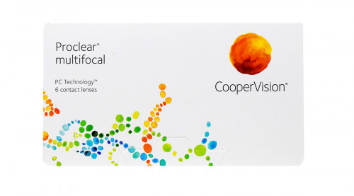Proclear Multifocal 6 pack Contacts