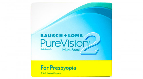 PureVision 2 - Multifocal Contacts For Presbyopia