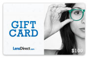 $100 LensDirect Gift Card
