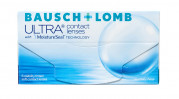 Bausch & Lomb ULTRA Contact Lenses 6 pack