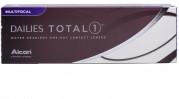 DAILIES Total 1 Multi-Focal - 30 Pack