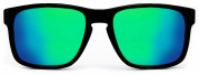 Jordan - Black - Green Revo Front